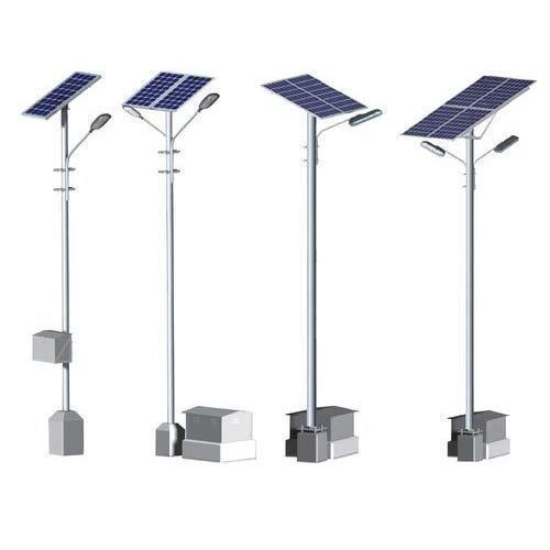 Solar Street Lighting Poles